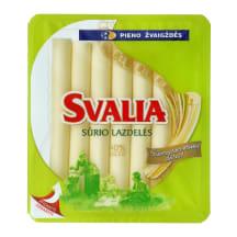 Sūrio lazdelės SVALIA, 40% rieb., 7X140g