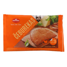 Atitirp. čeburekas su vištiena ir sūriu, 130g