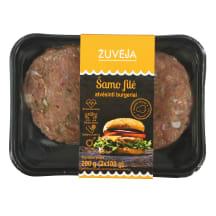Atvėsinti šamo filė burgeriai ŽUVĖJA, 200 g