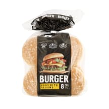 Burgeru maizītes 448g