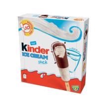 Jäätis Kinder pulk multipakk 10X36ml