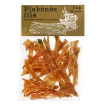 Vyt. plekšnės filė juostelės FISH SNACK, 30 g