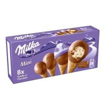 Saldējums Milka ar piena šok. 200ml/141g