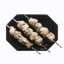 Gruzin. kiaulienos sprandinės šašlykas, 1kg
