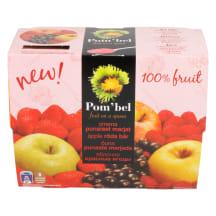 Õuna, punaste marjade puuviljamiks 4x1