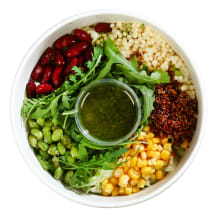 Vegetariškos salotos, 375 g