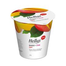 Jogurt mango ja chia Hellus 350g