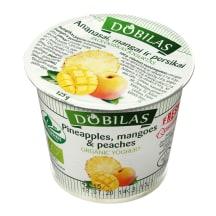 Ekol.jogurtas anan.,DOBILAS, 2,5-3,5%, 125g