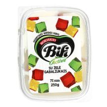 Des.varškės sūris su želė Bifi Active,7%,250g