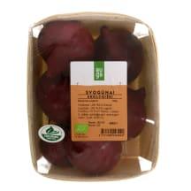 Ekolog. raudonieji svogūnai AUGA, 500 g