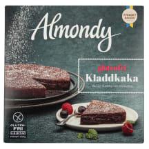 Kūka Almondy Brownie saldēta 400g