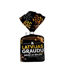 Maize melnā Latvijas graudu ar sēk. 340g