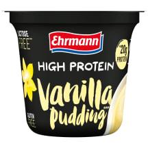 Pudiņš Ehrmann proteīna vaniļas 200g