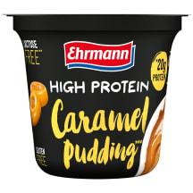 Pudiņš Ehrmann proteīna karameļu 200g