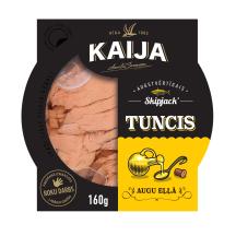 Tunzivju filejas eļļā 160g/104g