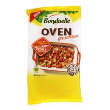 Šald. daržovės su sald.bulv., BONDUELLE, 400g