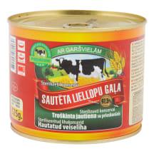 Saut. liell. gaļa Premium ar garšv. 525g