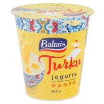 Turku jogurts Baltais mango 300g