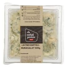 Lihtne kartuli-munasalat 500g