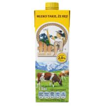 Pienas HEJ! UAT, 2,0 % rieb., 1 l
