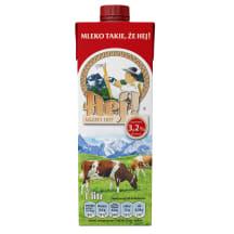 Pienas HEJ! UAT, 3,2 % rieb., 1 l