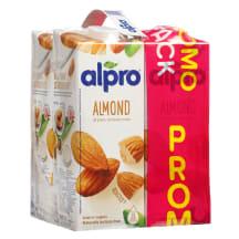 Migdolų gėrimas ALPRO, 4x1l