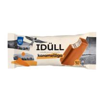 Pulgajäätis karamelliga Idüll 100ml/61g