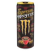 Kohvijook espresso piimaga Monster 250ml