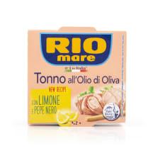 Tuncis Rio mare olīveļļā citr. 130g/104g