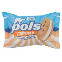 Vanilinis plombyras tarp sausainių POLS