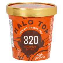 Jäätis maapähklivõi Halo Top 473ml/272g