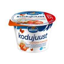 Kodujuust tomat-paprika-tšilli Alma 200g