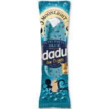 Vanilės sk. ledai DADU Moonlight Blue, 80 ml
