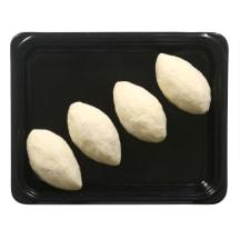 Tarkuotų bulvių cepelinų su mėsa pusg, 1kg