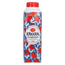 Kreeka joogijogurt granaatõuna Tere 500g