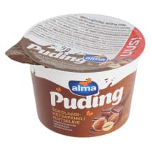 Puding šokolaadi-metsapähkli Alma 230g