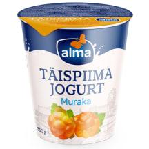 Jogurtas su arkt. tekšėmis ALMA,3,2 %, 350 g