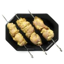 Viščiukų šlaunelių šašlykas be ant.CURRY,1kg