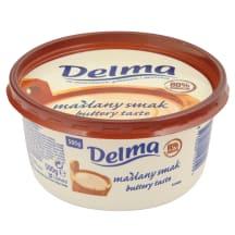 Margarīns Delma 80% ar sviesta garšu 500g