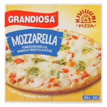 Kiviahjupizza Grandiosa mozzarella 350g
