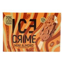 Vanil. ledai su su sald. Mini Almond, 5x50 ml