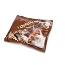 Šaldyti 8 kruasanai su šokoladu MANTINGA,360g
