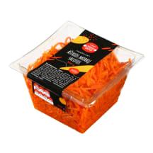 Aštrios morkų salotos, 300 g