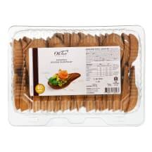 OTB ruginiai šaukšteliai sumuštiniams, 200g