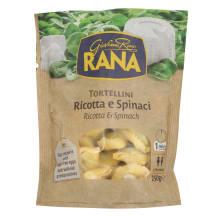 Ravioli su rikotos sūriu ir špinat,RANA, 250g