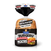 Maiziņš burgeru pilngraudu 240g
