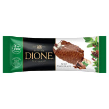 Mėtų sk. ledai su šokolad. įd. DIONE, 110 ml
