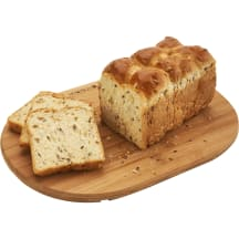 BRIOSH duonelė su sėklomis, 380 g