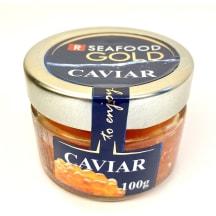 Foreles ikri R Seafood stikla burciņā 100g