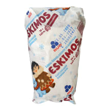 Šokoladinis plombyras ESKIMOS, 70 g / 140 ml